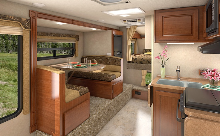 Lance 1172 Truck Camper With Dinette Slide And A Slide In