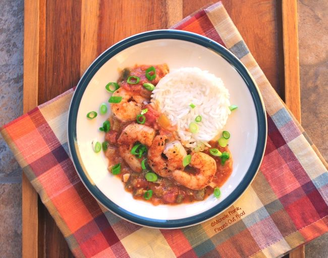 Make-Ahead Creole-Style Shrimp Etouffee