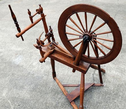 vintage spinning wheels for sale - Google Search