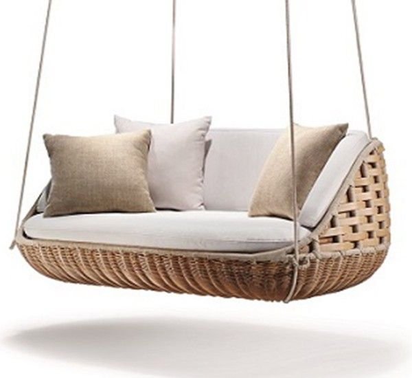 Swingrest Swingus 2 Seater Outdoor Furniture Dedon