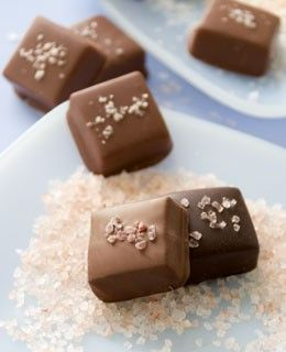 6 Piece Sea Salted Caramels - DOVE Chocolate Discoveries