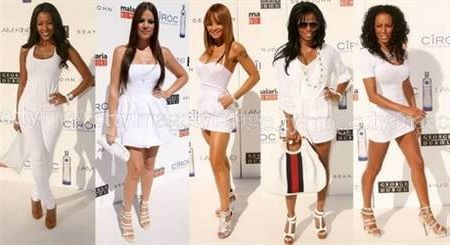 702d87d3bd54 Cool All white dresses for all white party 2018/2019 | Inspiration ...