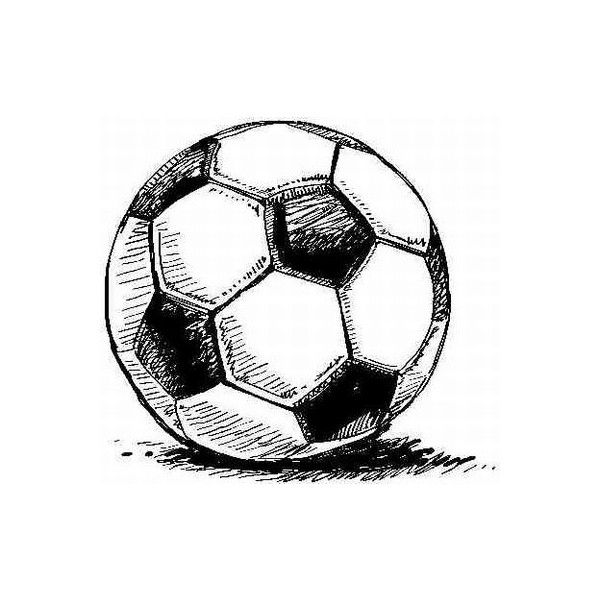 Pin By Katalin Szel On Falmatricas Ball Drawing Soccer Ball Soccer Tattoos