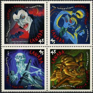 I remember these stamps from when I was 13!