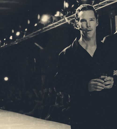 life is short and benedict cumberbatch is hot | yesyesyes, I love you.