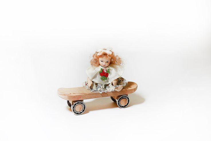 Mini deskorolka Mini skateboard - Aprideco