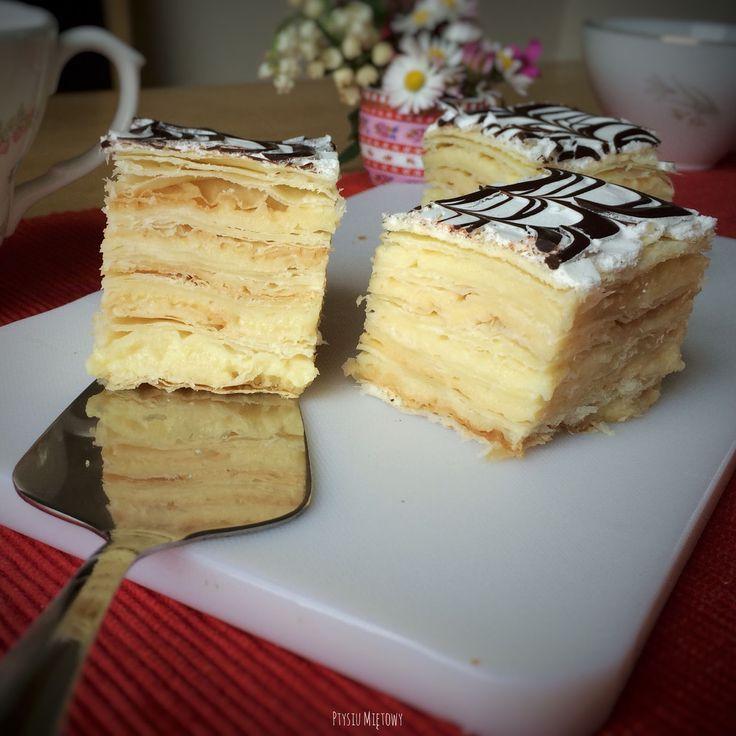 ciasto francuskie millefeuille