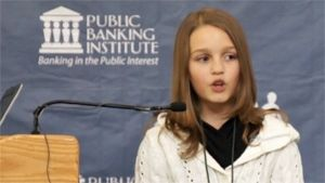 12-year-old blasts Canada's banks:  Victoria Grant's critique of financial system goes viral