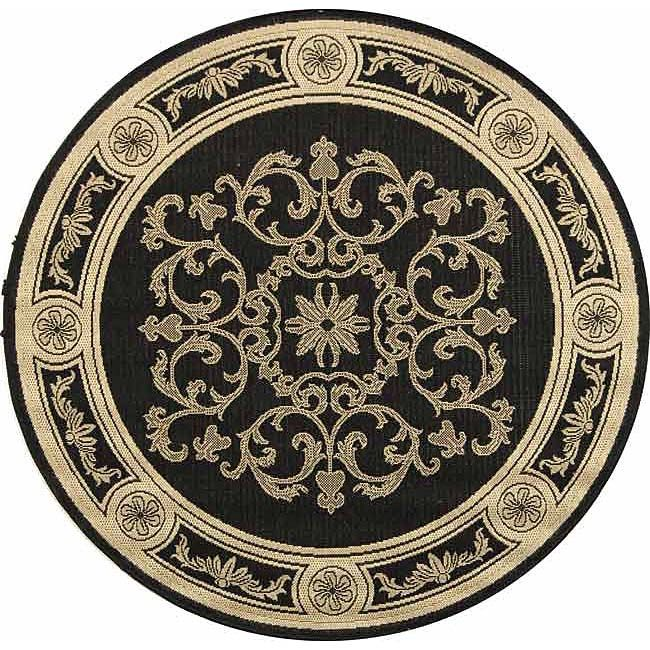 <li>Update your home decor with this outdoor Sunny rug <li>Area rug crafted of 100-percent fine-spun polypropylene <li>Transitional/outdoor rug features Persian and European designs