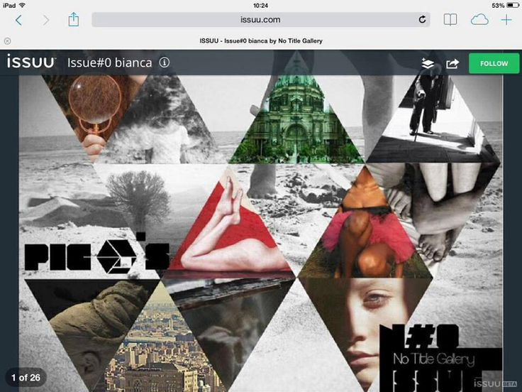 Pic(K)s number #0 is a Photography magazine by No Title Gallery avaible on issuu.com/notitlegallery it's Free!