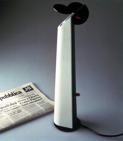 1981 Gibigiana Lamp. Achille Castiglioni.