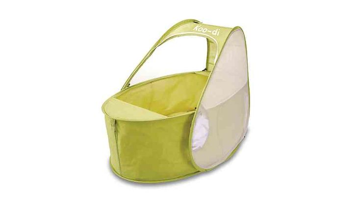 Buy Koo-di Pop Up Travel Bassinette (lemon & lime) from our Travel Cots range today from George at ASDA.