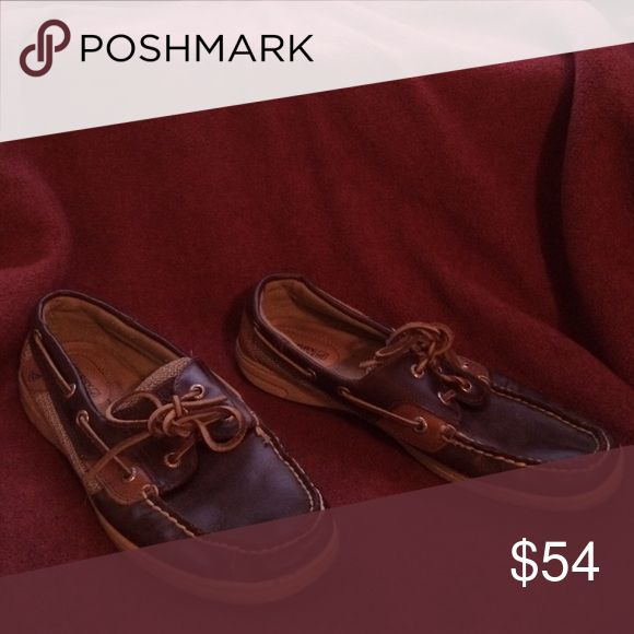 Speedy Boat Shoes These dark brown lady's boat shoes are perfect for any casual or professional outfit! Shoes Flats & Loafers