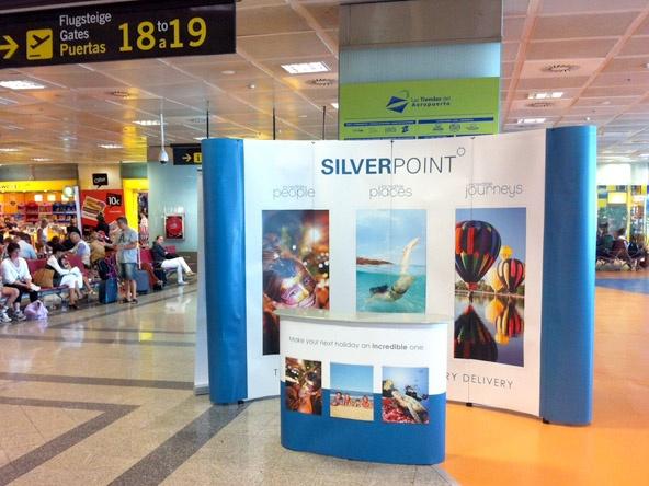 Marketing Face to Face en los aeropuertos de Canarias