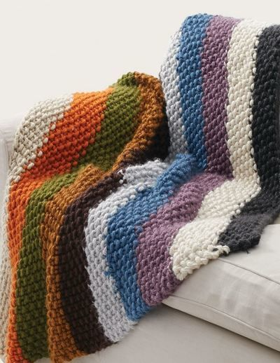 Easy Knit Blanket How To : 1000+ ideas about Beginner Knitting Blanket on Pinterest Knitted blankets, ...