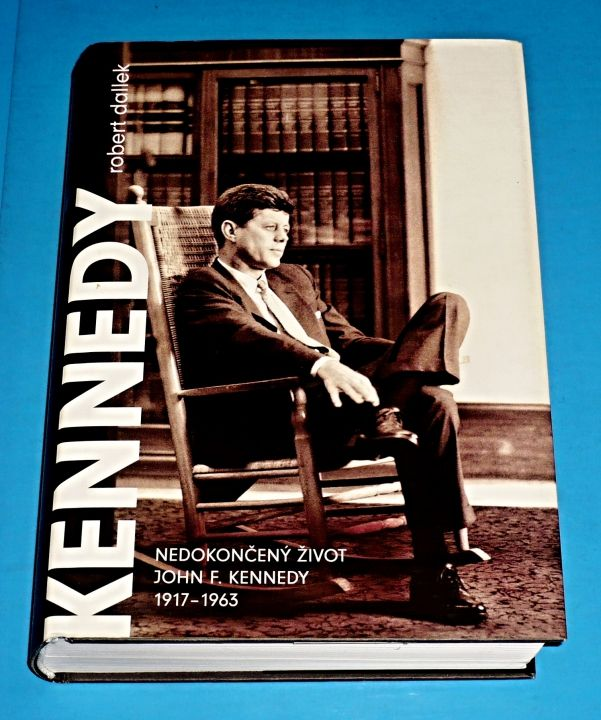 Nedokončený život - John F.Kennedy 1917-1963,kniha - Hľadať Googlom