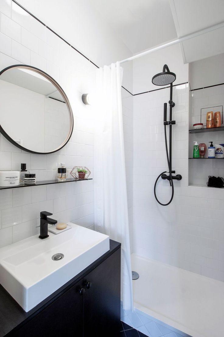 1025 best belles salles de bains images on pinterest | bathroom ... - Salle De Bains Photos