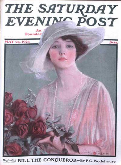 May 24, 1924Vintage Covers, 30 Vintage, Vintage Saturday