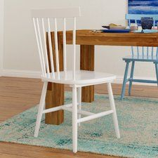 Lawrence Solid Wood Dining Chair (Set of 2)