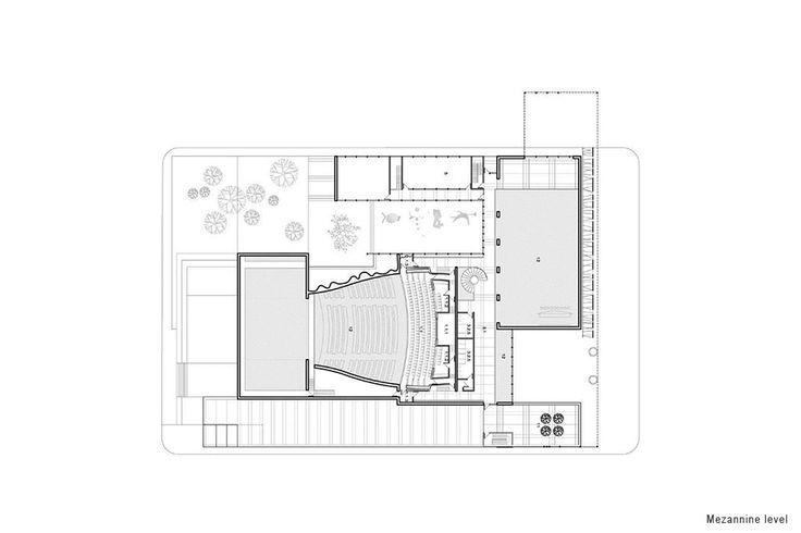 Dan Hanganu architectes - Juliette-Lassonde Art Center