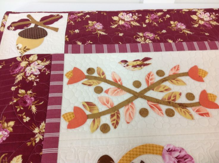 144 best images about Verna Mosquera (Vintage Spool)/ Quilts on Pinterest Quilt designs ...