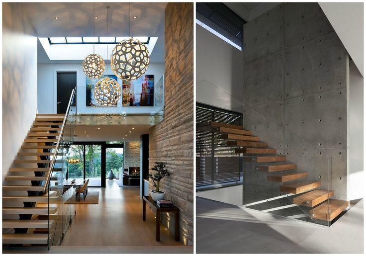 El diseño de escaleras es muy importante, ya que la escalera puede convertirse en un elemento fundamental dentro del diseño de una vivienda.