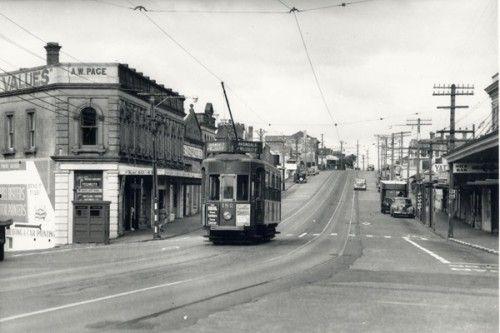 New North Road, Kingsland, Auckland