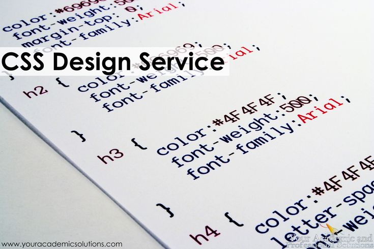Cascading Stylesheets usually known as CSS is style sheet language used to describe a presentation of a document written in markup language. We do any CSS services to our clients. Just inform us of your needs and we will readily be there to handle. Let your site looks not to give you a headache, contact your academic and professional solutions to get the solutions you have always needed. Do it now! https://www.youracademicsolutions.com/