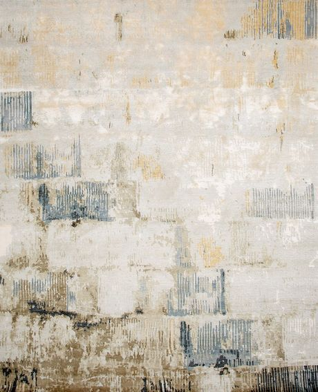The Wall (Sky) - Rug Collections - Designer Rugs - Premium Handmade rugs by Australia's leading rug company