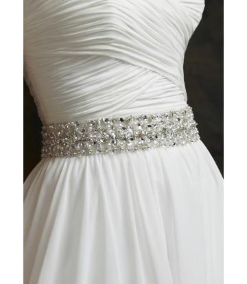 Cintura per vestiti da sposa con decorazioni luminose - Sposamore