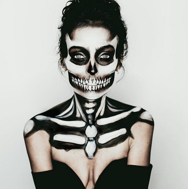 Username: @jillmariemua Number of followers: 3.9K Known for: chic Halloween looks you might find on Pinterest. Visit her feed for beautiful braids, too.