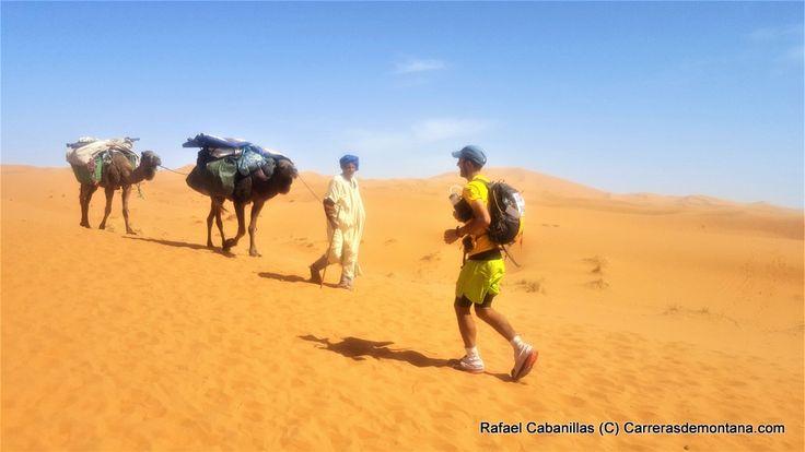 . La Marathon des Sables 2017 terminó tras237 kilómetros por el Sahara en 7 díasHa sido el cuarto año en que forma parte del Ultra Trail World Tour, ganando de nuevo Rachid el Morabity y Eli Ber…