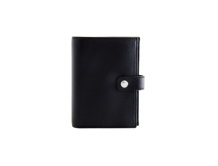Classic design, handmade quality and spacy interior are the key features of this elegant wallet. The big size and deep inner compartments make this wallet perfect for gentlemen with special requirements. Equipped with zipper pocket and see-trough pockets, crafted with soft and natural Italian leather – this is an accessory of really great value.
