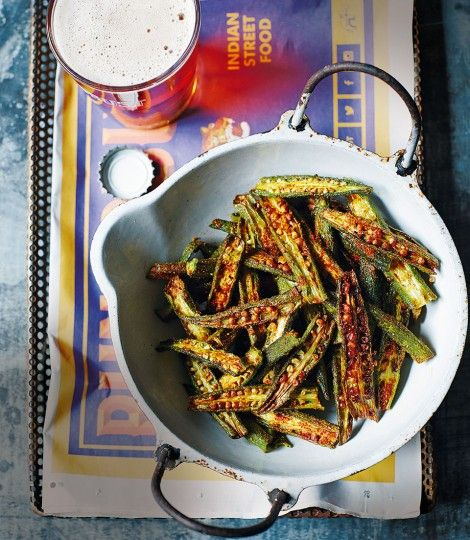 Bhinda-fries-(crispy-okra-chips)