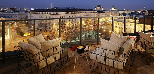 25hrs // vienna // via tablet hotels #austria #coolhotels
