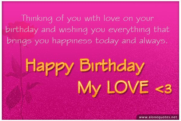 Happy Birthday Funny Quotes For My Boyfriend