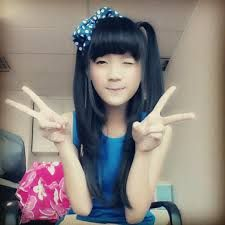 Cindy Gulla kawaii moment