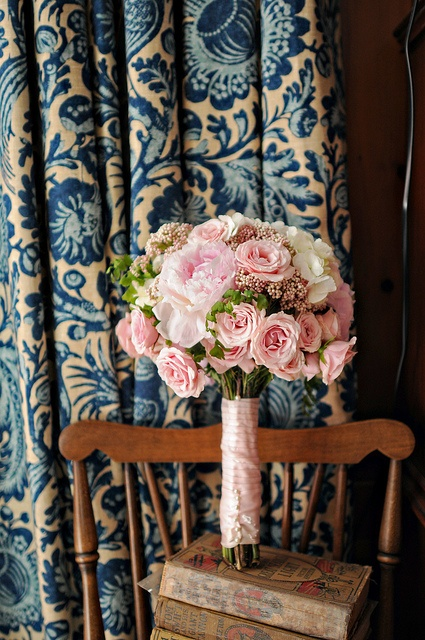 One of my favorite shots from one of my favorite weddings ever ever ever. The kicker? The bride's mother and friends hand-crafted this bouquet! #peony #rose #bouquet #pink #southern #vintage #atlanta #wedding #photographer @Lauren Hatch