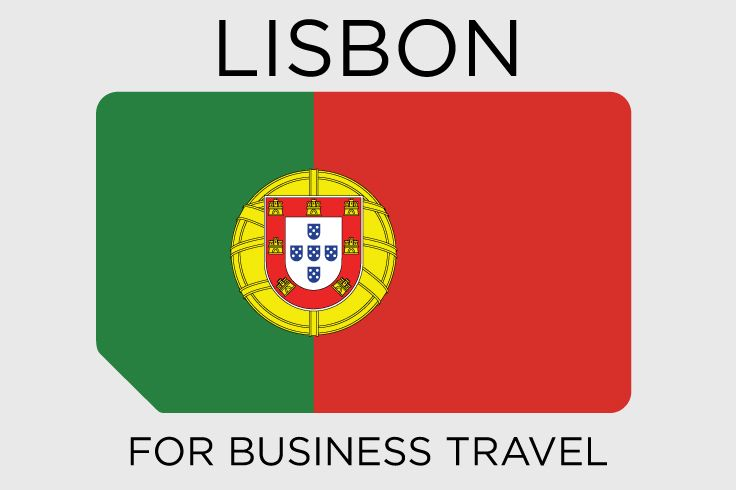 #Lisbon - business central of Portugal
