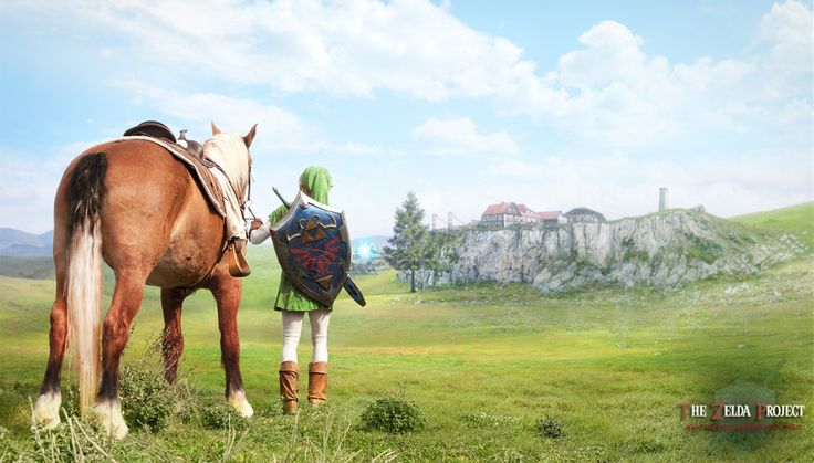 A Determined Group Sets Out To Recreate The Legend of Zelda In Real Life