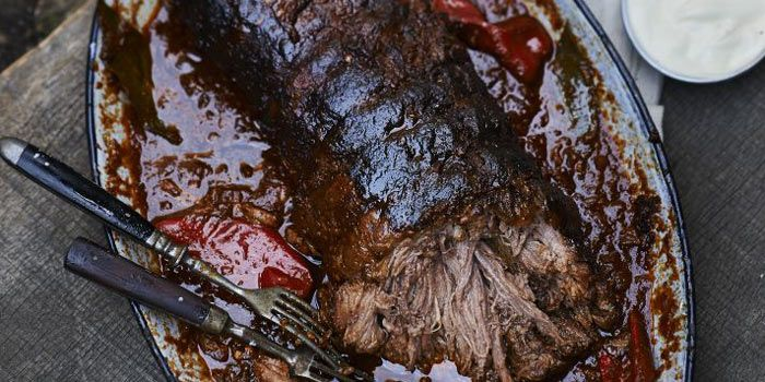 Looking for ways to eat meat cheaply? Look no further than a tasty cut of beef brisket. Read our buying and serving tips...