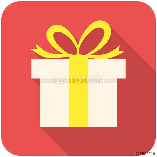 Vecteur : Gift icon