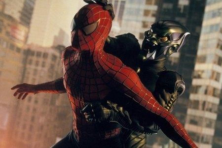 spider-man movie 2002 pinterest | 13. SPIDER-MAN (2002) - US$ 114,732,820