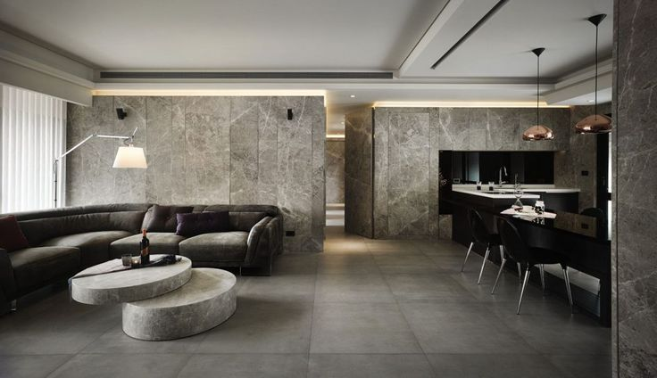Современный роскошный дизайн Йома | HomeAdore