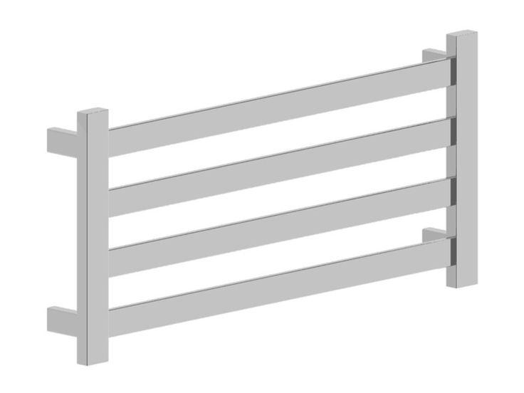 Milli   Edge   420 x 750 Heated Wall Rail