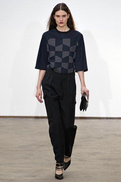 Derek Lam - www.vogue.co.uk/fashion/autumn-winter-2013/ready-to-wear/derek-lam/full-length-photos/gallery/922356