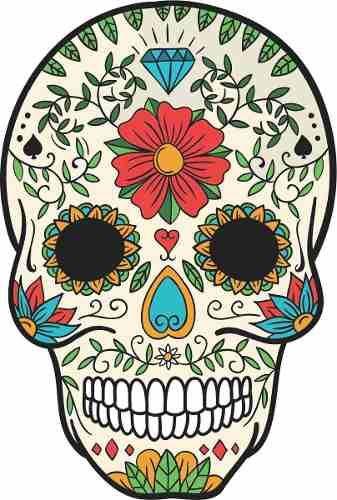 Artesanato Zezinha ~ 17 melhores ideias sobre Caveira Mexicana Desenho no