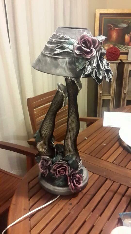 "Tokreen ""Leg Lamp"" - Angie's Arts & Crafts"