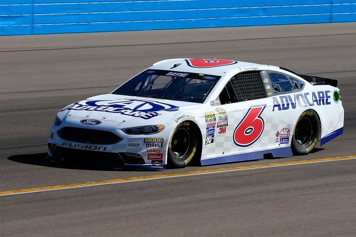 Trevor Bayne will start 23rd in the No. 6 Roush Fenway Racing Ford. Crew Chief: Matt Puccia Spotter: Roman Pemberton -- Starting lineup for Can-Am 500 | Photo Galleries | Nascar.com