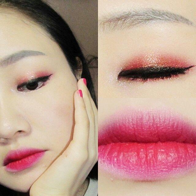 一重まぶた 奥二重まぶた 韓国アイメイク | 韓国style♥